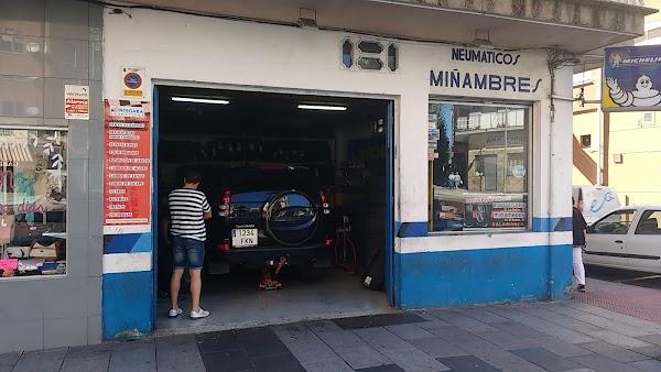 Good Year Neumáticos Miñambres