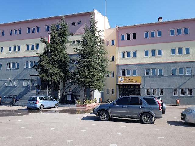 İhsaniye Anadolu Lisesi