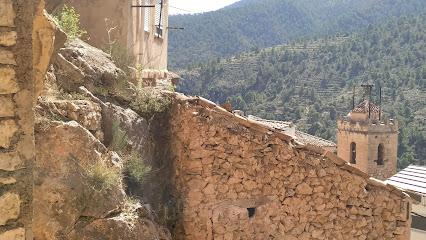 Restos del Castillo De La Yedra