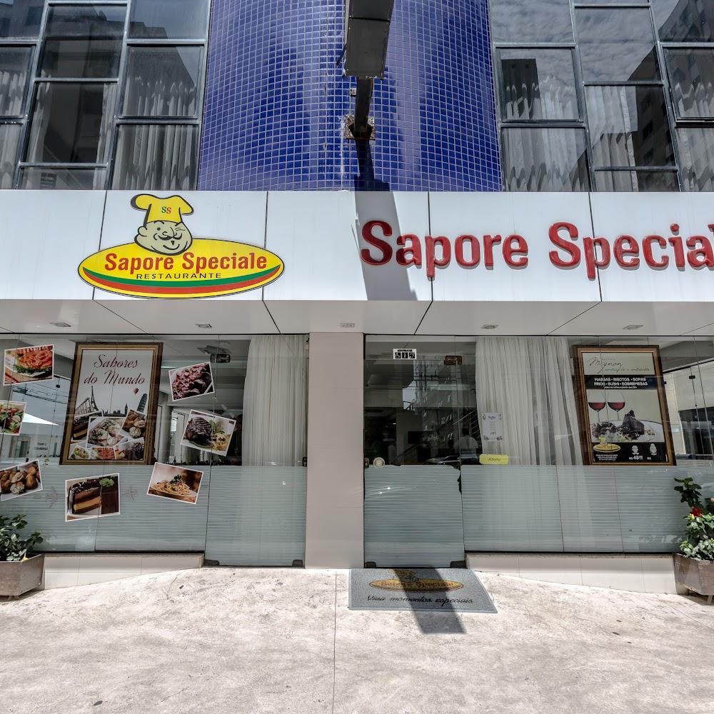 Sapore Speciale Restaurante Churrascaria em Balneário Camboriú Telefone:  (47) 3361-6671 617 comentários no Google - E-SAC