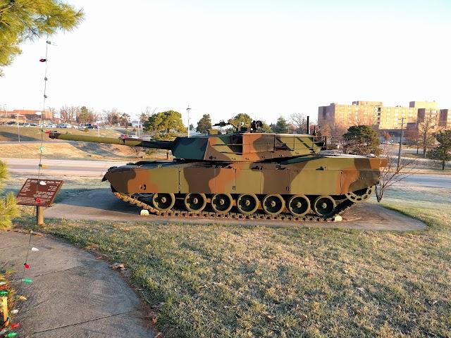 Fort Leonard Wood-East