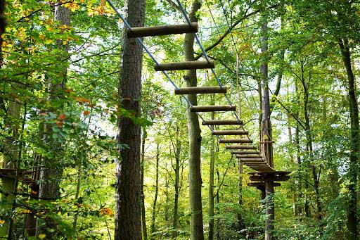 Recreation Center «Go Ape Zip Line & Treetop Adventure - Blue Jay Point County Park», reviews and photos, 3200 Pleasant Union Church Rd, Raleigh, NC 27614, USA