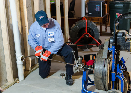 Plumber «Roto-Rooter Plumbing & Water Cleanup», reviews and photos