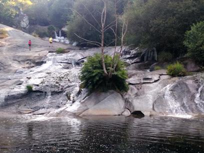 da Natureza do Río Barosa Park