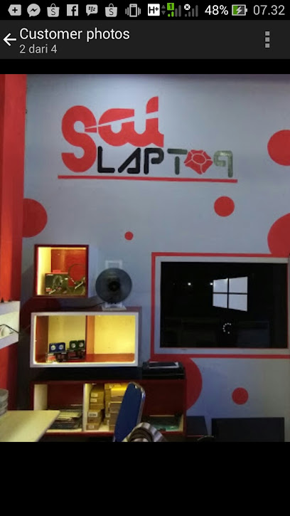 SAL Laptop - Jl. Kapuas Raya, Bengkulu