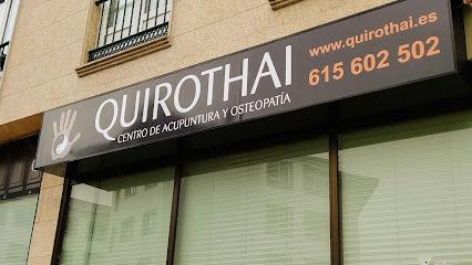 imagen de masajista Quirothai