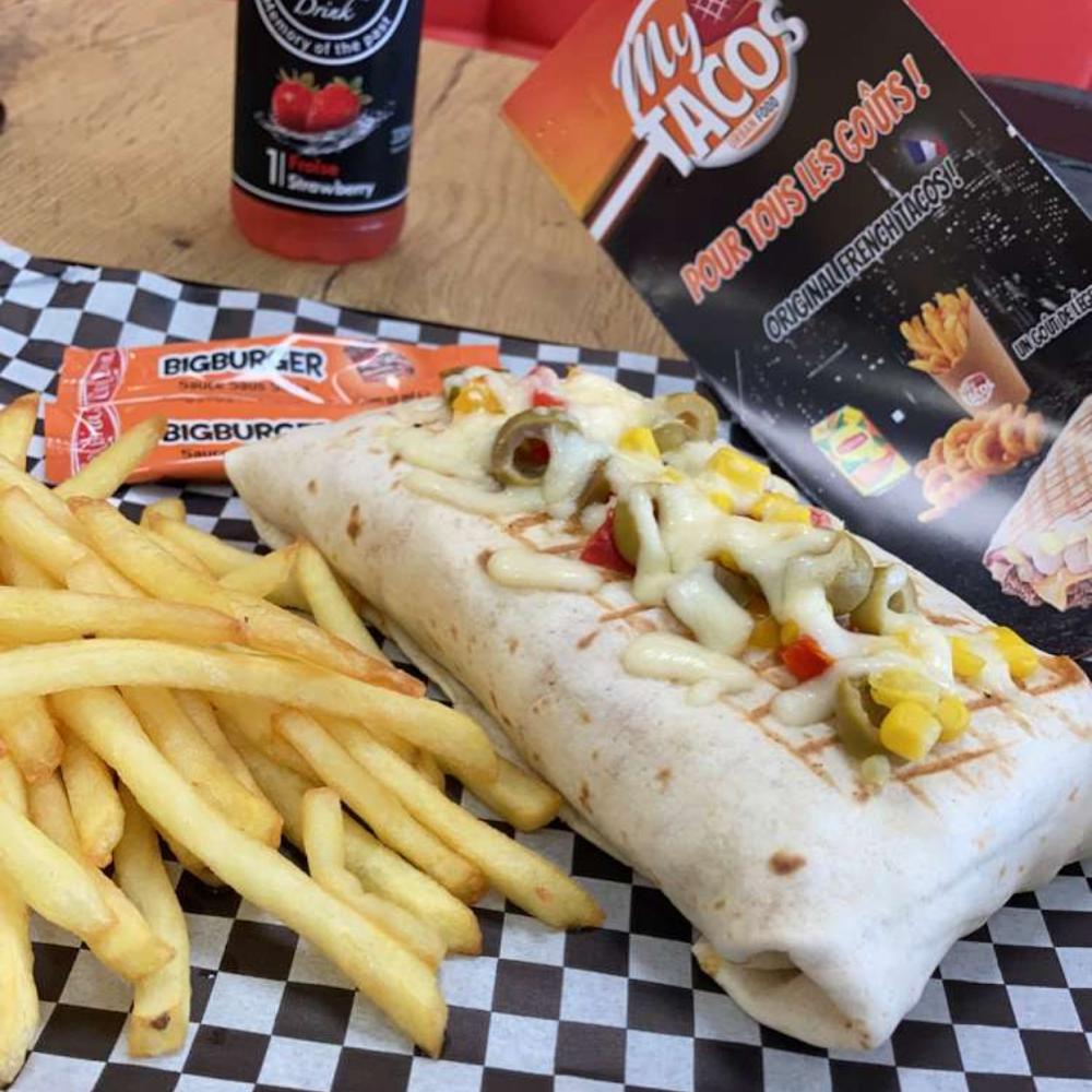 photo du resaurant My Tacos Halluin