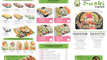 Avocado Sushi Express