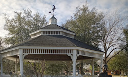Tomball Railroad Depot Plaza