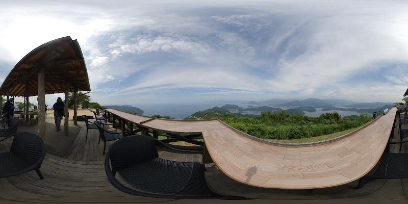 レインボーライン山頂公園 展望台