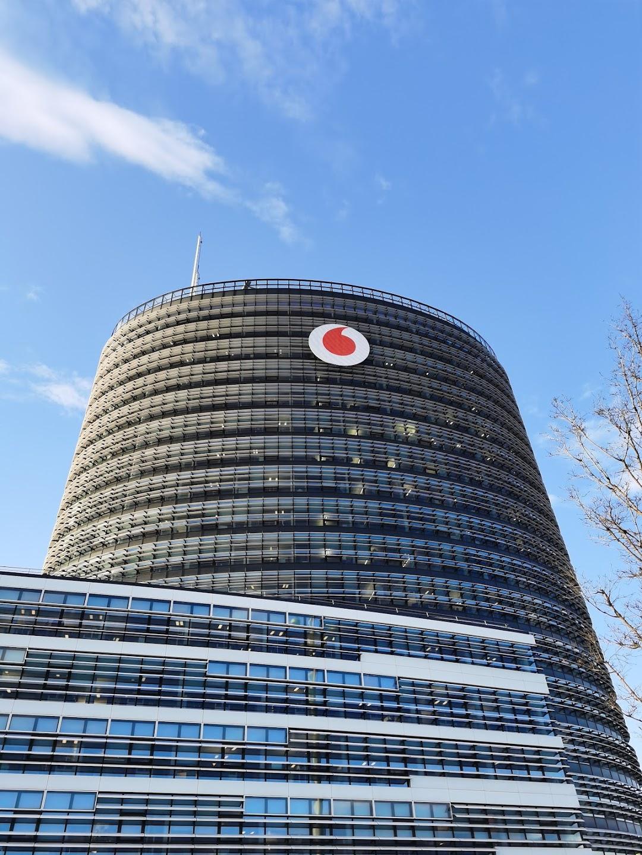 Vodafone GmbH in der Stadt Düsseldorf