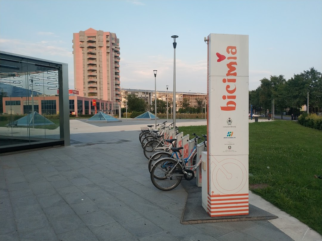 Bicimia - Lamarmora - Metro