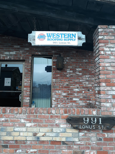 Western Roofing Supply in San Jose, California