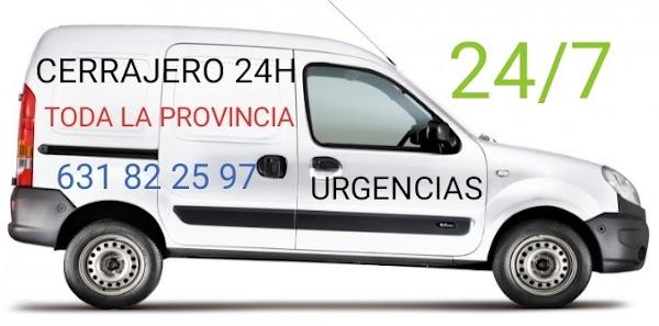 Cerrajeria urgente 24h Girona.