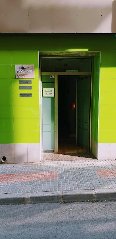 imagen de masajista Vitality Villena Centro