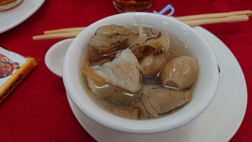 阿蘭乾麵、臭豆腐