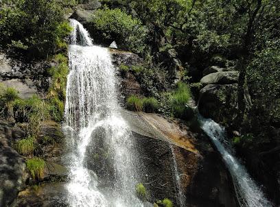 Navaconcejo. Fin ruta de Cascadas Las Nogaledas