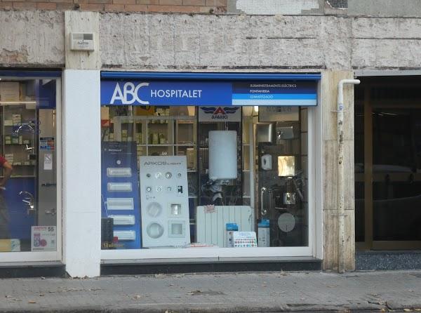 ABC LHospitalet - Suministros eléctricos. ABC Grup
