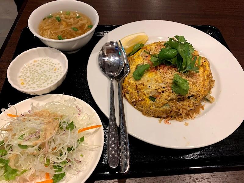 タイヴィレッジ レストラン Thai Village Restaurant Ueno
