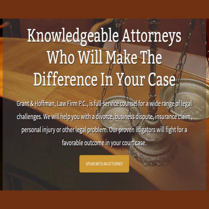 Grant & Hoffman Law Firm, P.C.