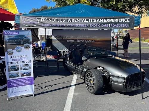Luxury Car Rentals San Diego