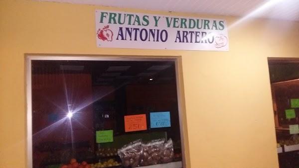 Frutas y Verduras Antonio Artero