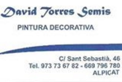 Pintors David Torres Semis Pintura Decorativa