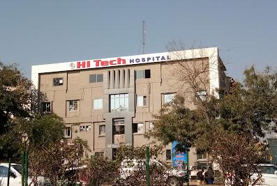 Hi-Tech Hospital