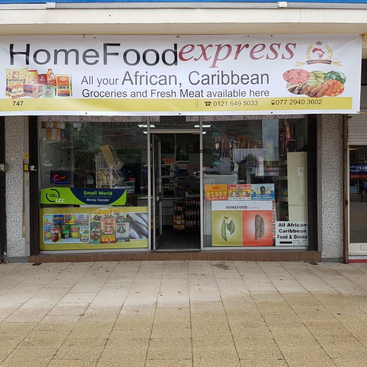 Home Food Express African Caribbean Shop
