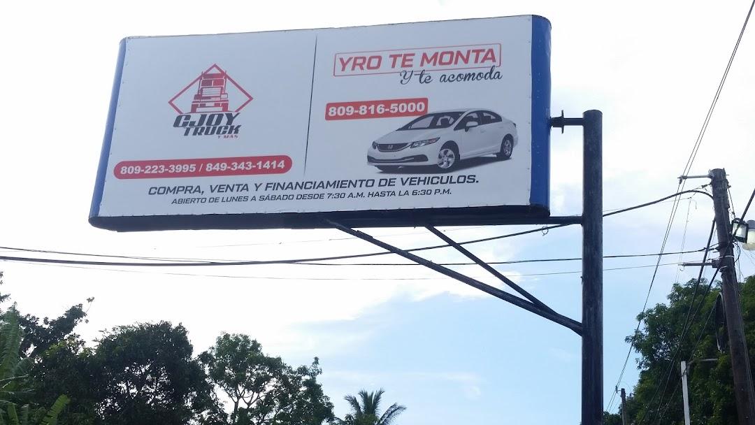 Yro Te Monta