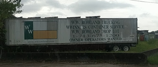 Trucking Company «W W Rowland Trucking Co», reviews and photos