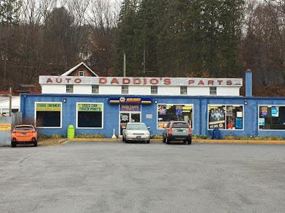 Used auto parts store Daddio's Used Auto Parts Inc