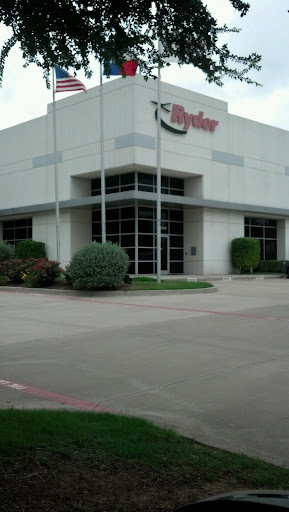 Ryder, 13599 Park Vista Blvd, Fort Worth, TX 76177, Trucking Company