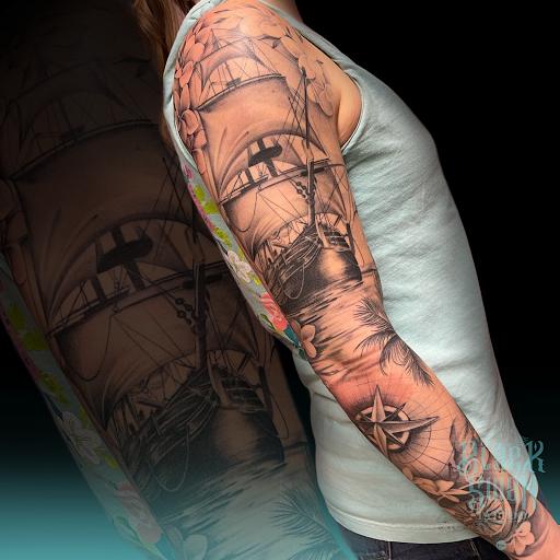 Black Swan Tattoo Pn