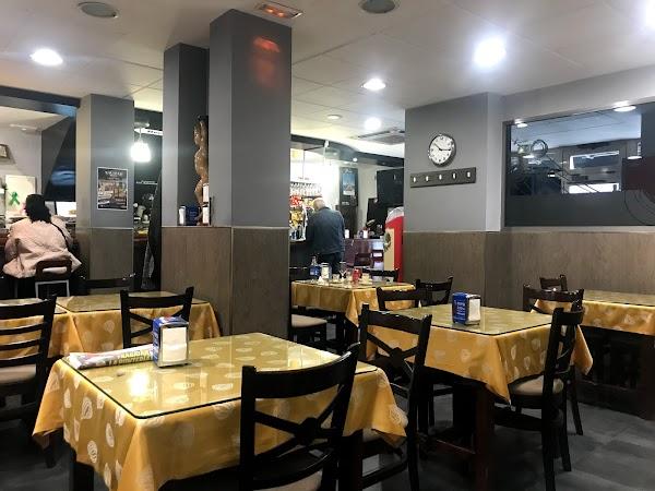 Restaurante Los Amantes