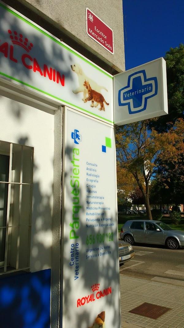 Centro Veterinario Parque Sierra