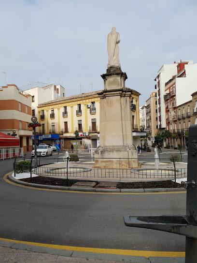 Plaza de San Francisco, Linares, Jaen