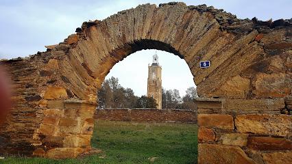 Blas Celada - Torre del Reloj Park