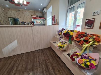 Цветочный магазин РОЗА ДВ INT