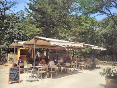 photo du restaurant La Terrasse Fabrège (restaurant ouvert l'été uniquement)