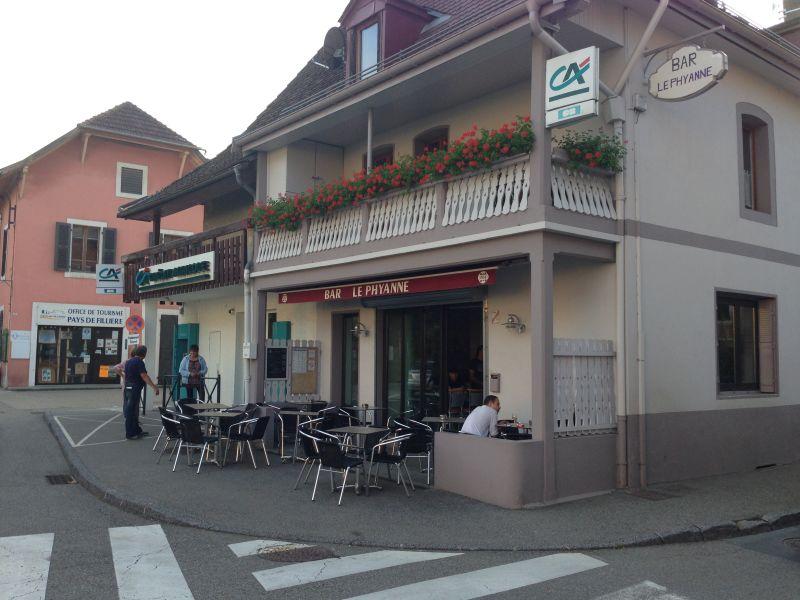 photo du resaurant Bar Le Phyanne