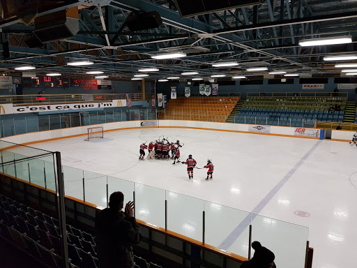 Ice Hockey Sports Pavilion Roland Désourdy in Cowansville (Quebec) | CanaGuide
