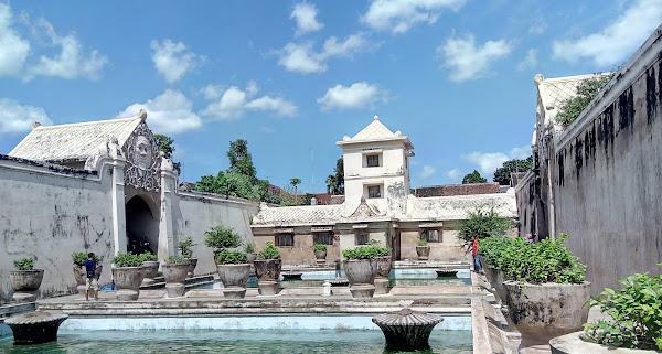Keindahan Taman Sari