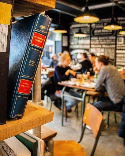photo du restaurant Rosaparks