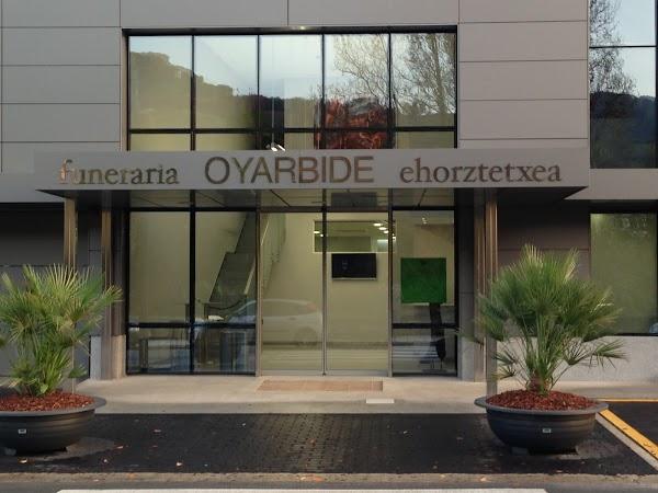 FUNERARIA ORDIZIA OYARBIDE EHORZTETXEA TANATORIO ORDIZIA