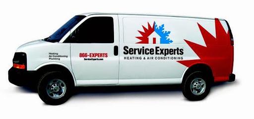 HVAC Contractor «Calverley Service Experts», reviews and photos