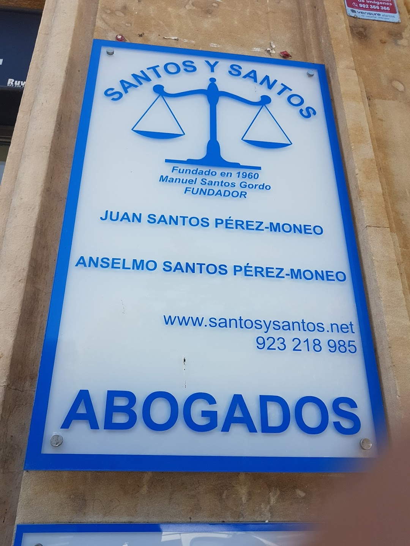 Despacho de Abogados Santos y Santos