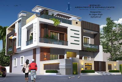 Iconic Architects & ConsultantsAligarh