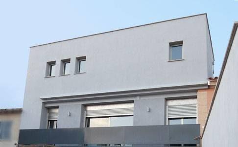 ROVIMOSO  arquitectos mallorca  construccion mallorca  corcho proyectado