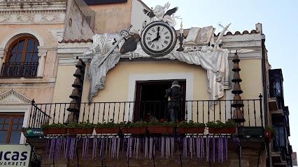 Reloj Carillón